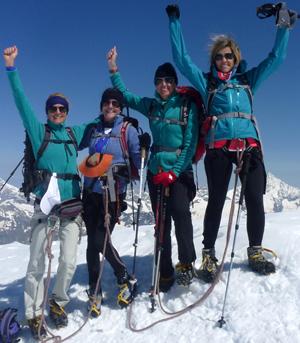 Mein Erster Viertausender-Bergführer Zermatt