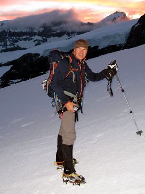 Monte Rosa Leicht Bergführer Zermatt