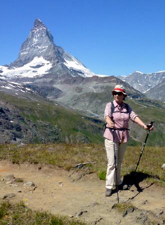 60 Plus-Wanderführer Zermatt