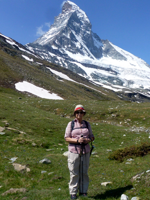 Grosse Runde-Wanderführer Zermatt