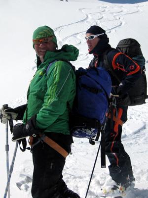 Haute Route-Bergführer Skiführer Zermatt