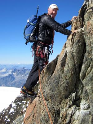 Monte Rosa Anspruchsvoll Bergführer Zermatt