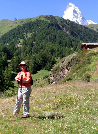 60-Plus-Wanderführer Zermatt