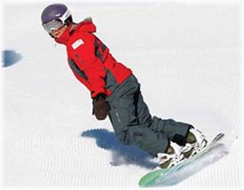 Snowboardunterricht-Snowboardlehrer Zermatt