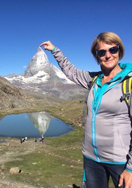 Wandern-Wanderführer Zermatt