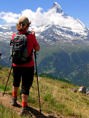 Small Circuit-Hiking Guide Zermatt