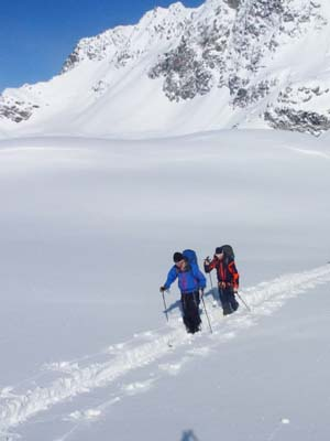 Haute Route-Ski Guide-Mountain Guide Zermatt