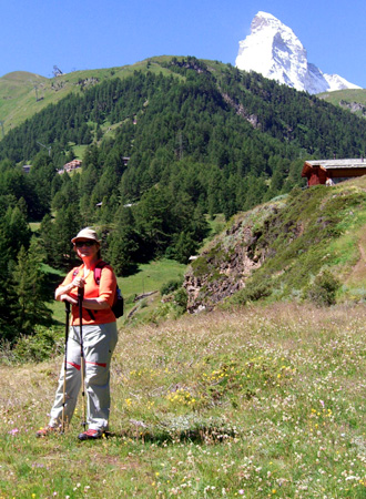 60 Plus-Hiking Guide Zermatt