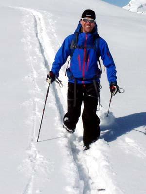 Ski Touring-Ski Guide-Mountain Guide Zermatt